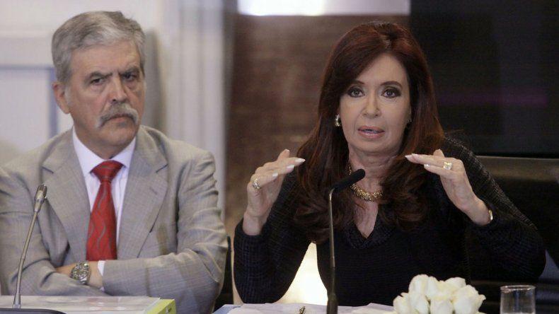 De Vido denunció una persecución política sin precedentes hacia el FpV