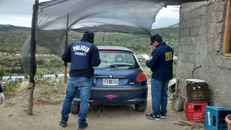 Las detenciones fueron logradas en un trabajo conjunto entre las policías provinciales de Chubut y Río Negro.