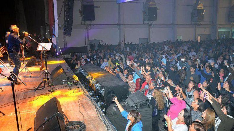 Con gran participación cerró el Festival celeste y blanco