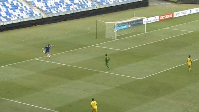 El gol en contra más inexplicable de la historia