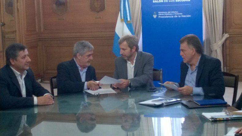 Nación otorgó un cupo de 515 viviendas a Chubut