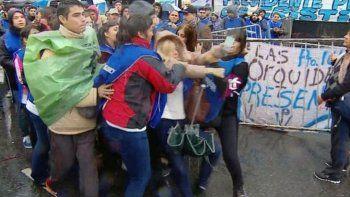 La periodista Mercedes Ninci denunció que fue agredida en Comodoro Py