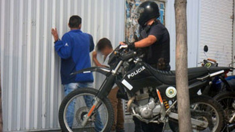 Un nene de 9 años fue demorado por ser cómplice de un robo