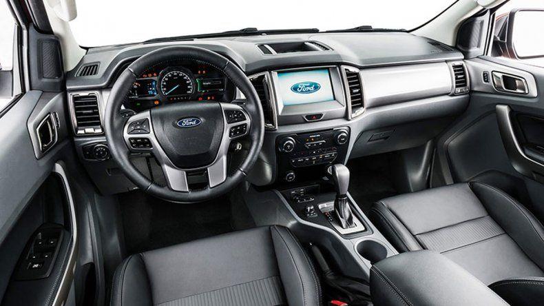 Nueva Ford Ranger se lanza en Argentina