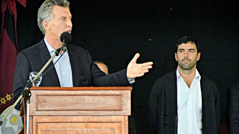 El Presidente se refirió al multitudinario acto de apoyo a Cristina.