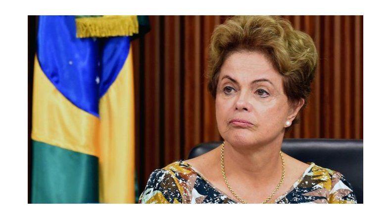 Corte rechazó cautelar y Diputados votará impeachment a Dilma el domingo