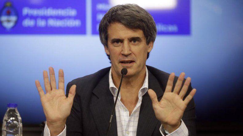 Prat Gay participó de las asambleas de primavera del FMI.
