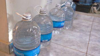 diez barrios de zona sur y centro manana estaran sin agua