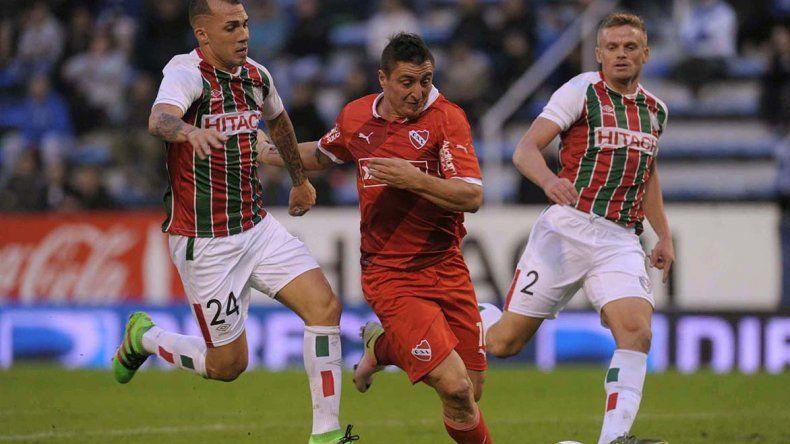 Independiente ganó y se mantiene expectante en la tabla.