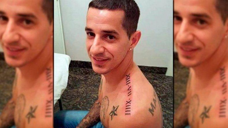 Le arreglaron el tatuaje a Pipi Romagnoli