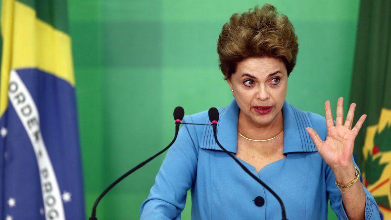 Dilma Rousseff: no me enriquecí indebidamente