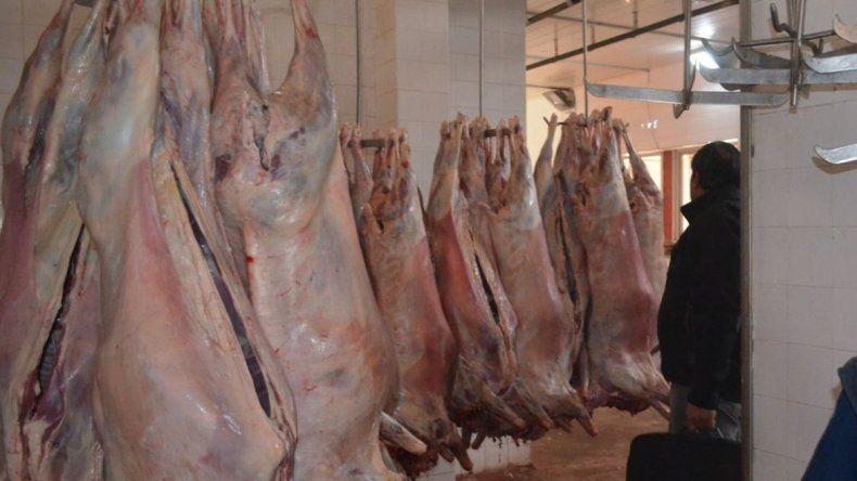 El matadero La Marcela es uno de los dos establecimientos de este tipo cuyos controles dependen de la Municipalidad de Comodoro.