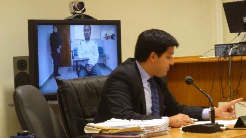 Pallalaf seguirá en prisión hasta que quede firme la sentencia