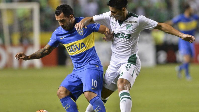 Boca recibe a Deportivo Cali