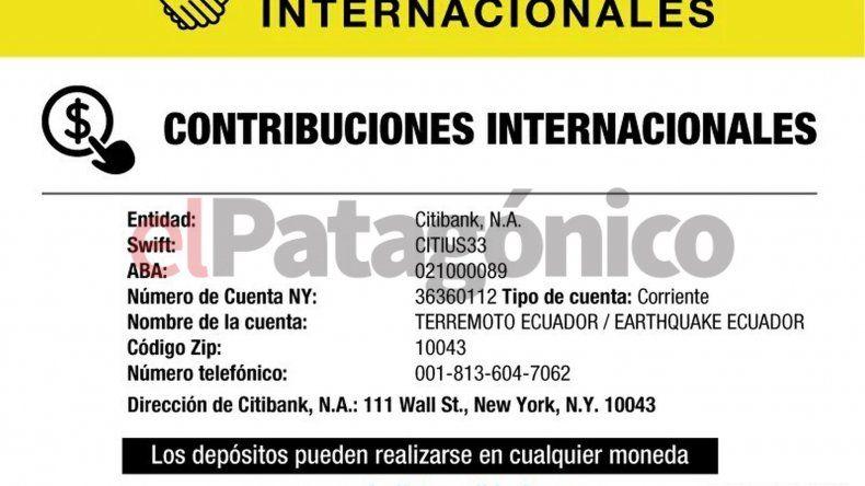 El terremoto de Ecuador contado en primera persona por un comodorense