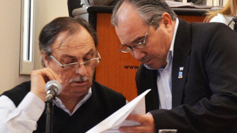 Los dos proyectos tenían despacho de la Comisión de Legislación General que preside José Gaspar.