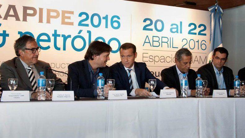 La Expo Capipe Gas & Petróleo que se realizó del 20 al 22 de abril.