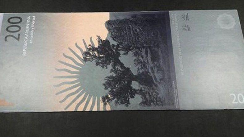 La estatua de la Libertad sería la imagen del billete de 200 pesos