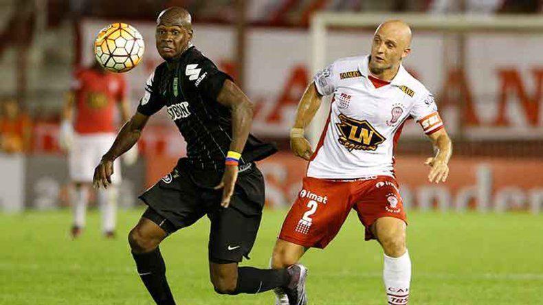 Huracán y Atlético Mineiro ya se enfrentaron dos veces en la fase de grupos.