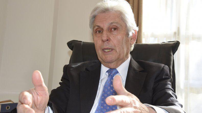 Edgardo Hughes es el abogado que representa a la familia de Aníbal Freytes.