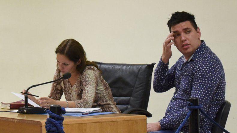 Denis Gato Barrientos fue reconocido por dos testigos de los robos que protagonizó a fines de febrero junto a Jaimito Martínez y Micaela Riofrío.