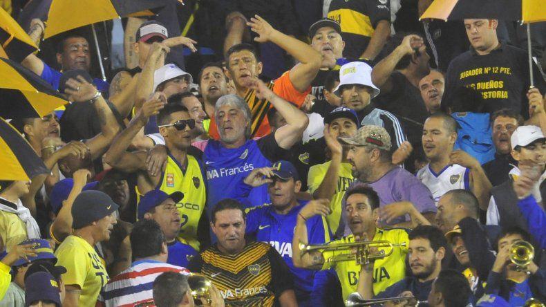 Detuvieron a más de 250 hinchas de Boca y a Rafa Di Zeo