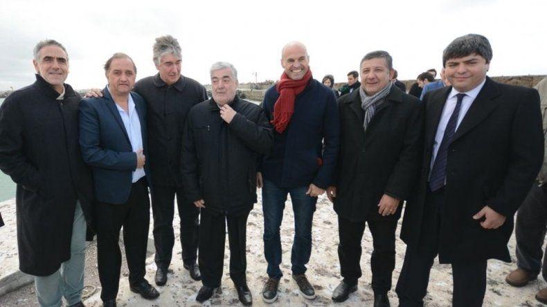Dietrich confirmó que el aeropuerto está  incluido en el plan de obras para Chubut