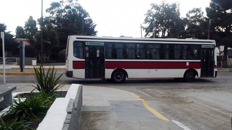 El domingo vuelve a aumentar el transporte público de Rada Tilly: costará $16,50