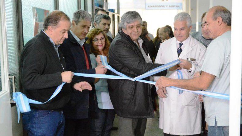 Inauguraron nuevos consultorios en el Hospital Regional