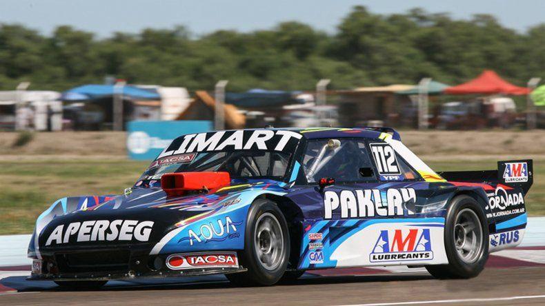 El Torino de Esteban Gini fue manejado en los entrenamientos por Nazareno López y quedó ubicado 28°.