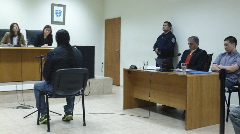 Le impusieron ocho años y seis meses de prisión a Cristian Rúa