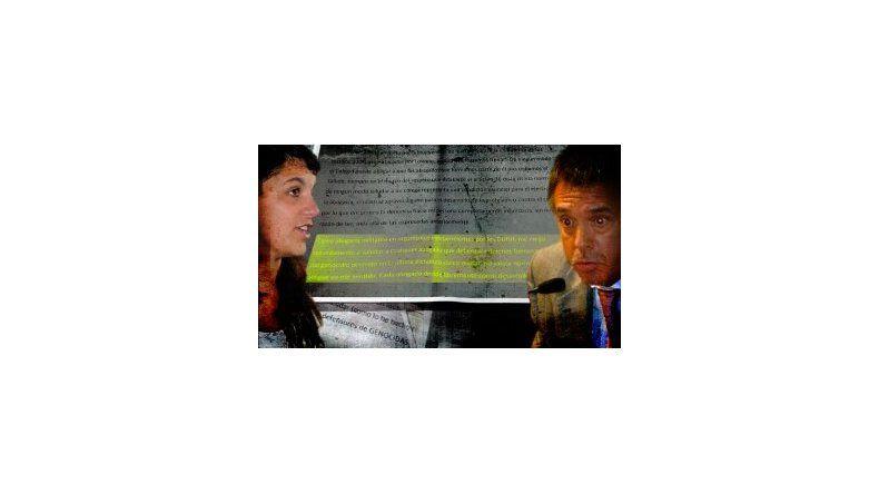 Escándalo en Tribunales: No saludo abogados de genocidas