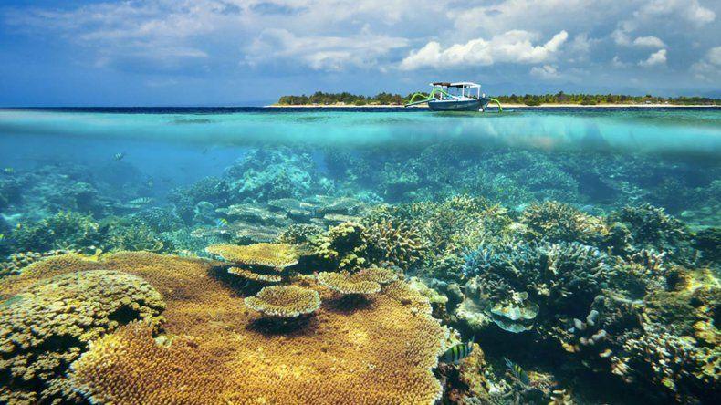 La tranquilidad de las islas Gili