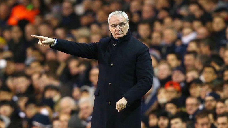 Qué hara el DT del Leicester en el partido que puede hacerlo campeón