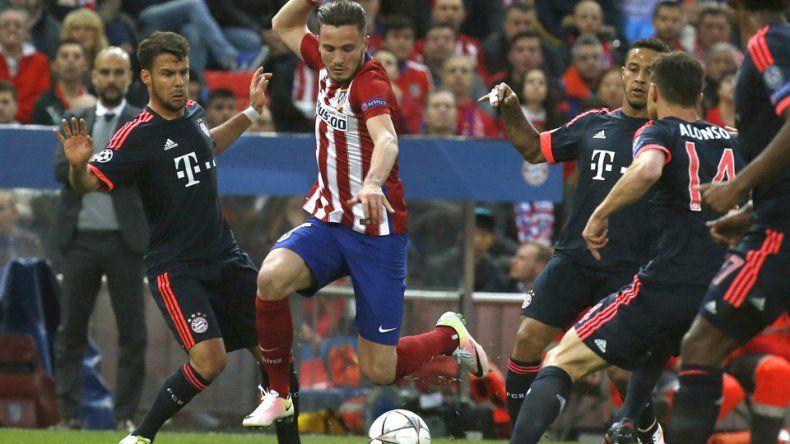 Bayern y Atlético definen el pase a la final