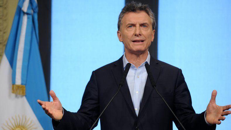 Macri: no hay un problema de ola de despidos masivos