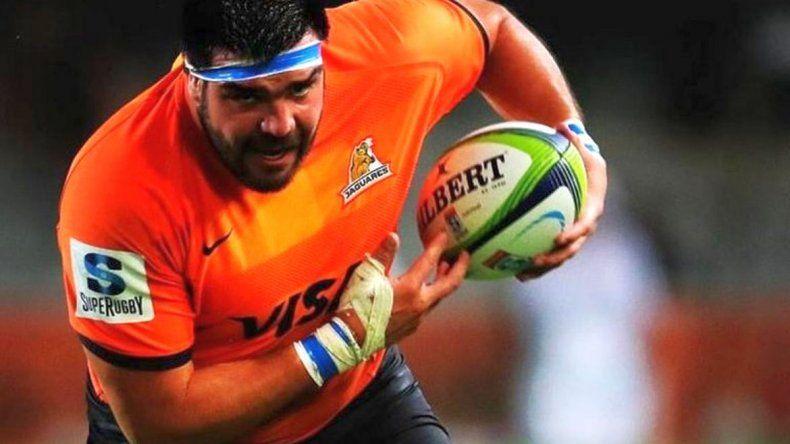 Cumpa Herrera en el XV ideal del Súper Rugby