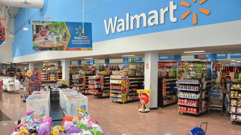 Walmart propone cuatro días con múltiples descuentos y financiación