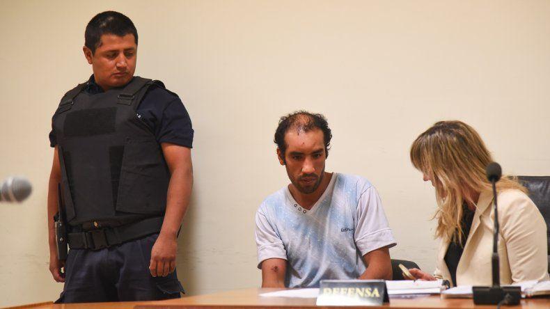 Carlos Josías Alves fue condenado a 8 años de prisión como autor del homicidio de Yony Bartolomé Flores Ramos