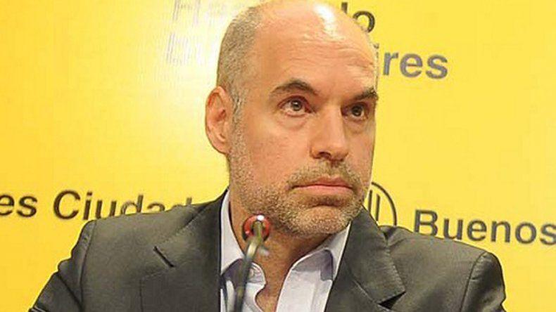 Denunciaron a Larreta por incumplimiento en los deberes de funcionario público