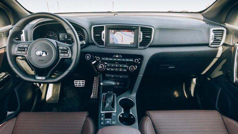 Prueba del nuevo Kia Sportage: estrenando la cuarta generación