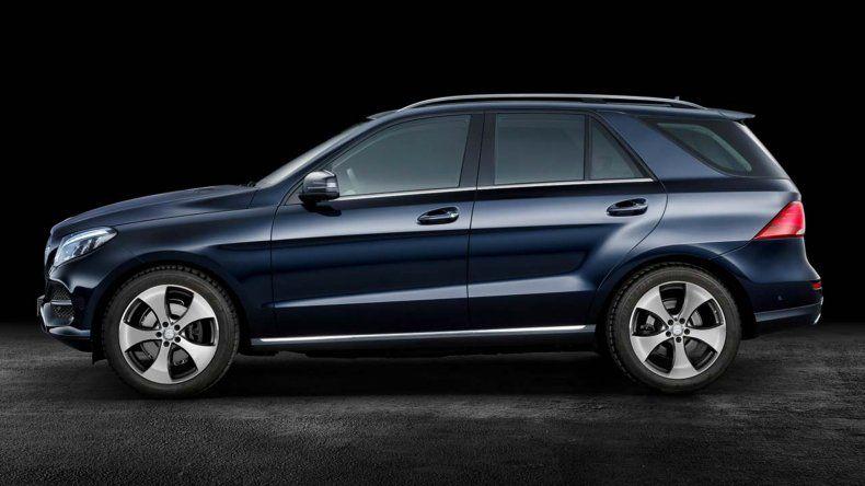 Los SUV de Mercedes-Benz que llegan a la Argentina
