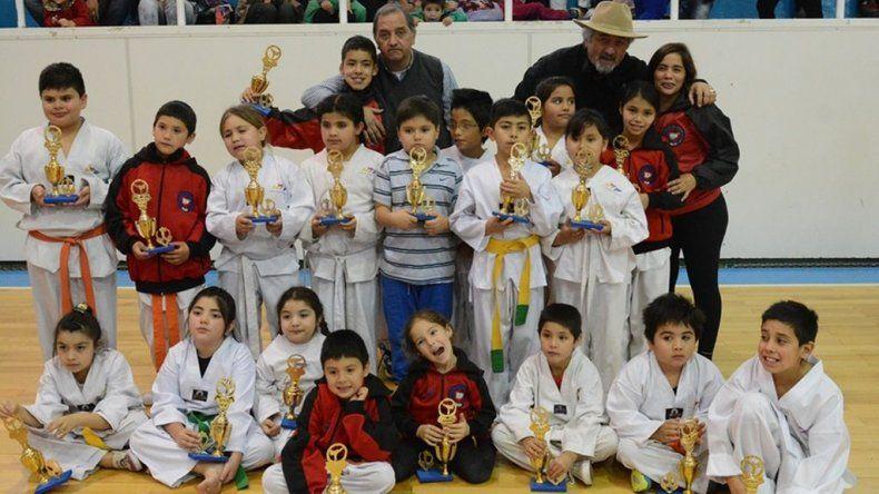 Comenzó el Campeonato Regional de Taekwondo