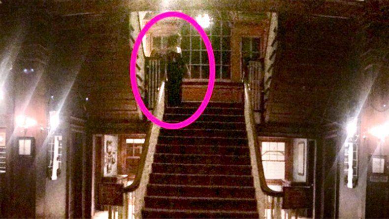 Fenómenos paranormales en el hotel de El Resplandor