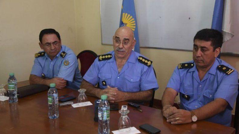 Ale confirmó que en Comodoro se instalarán 100 cámaras de seguridad