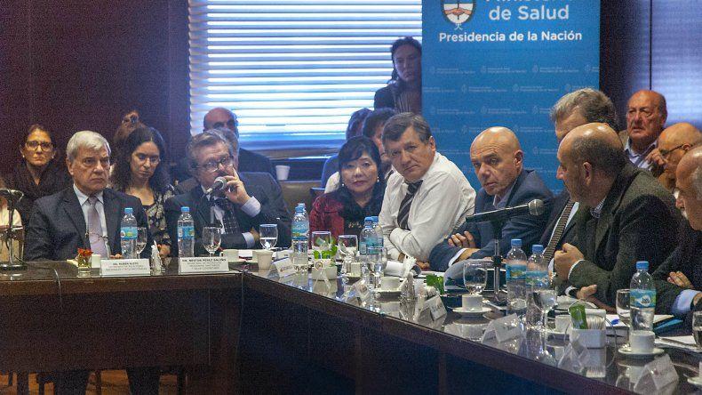 Das Neves se reunirá con el ministro de Salud de la Nación y el director nacional del PAMI