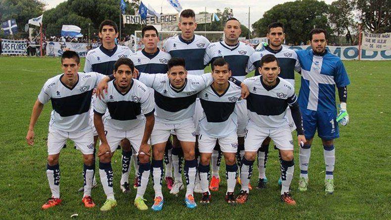 Jorge Newbery jugó el domingo frente a Círculo Deportivo Otamendi