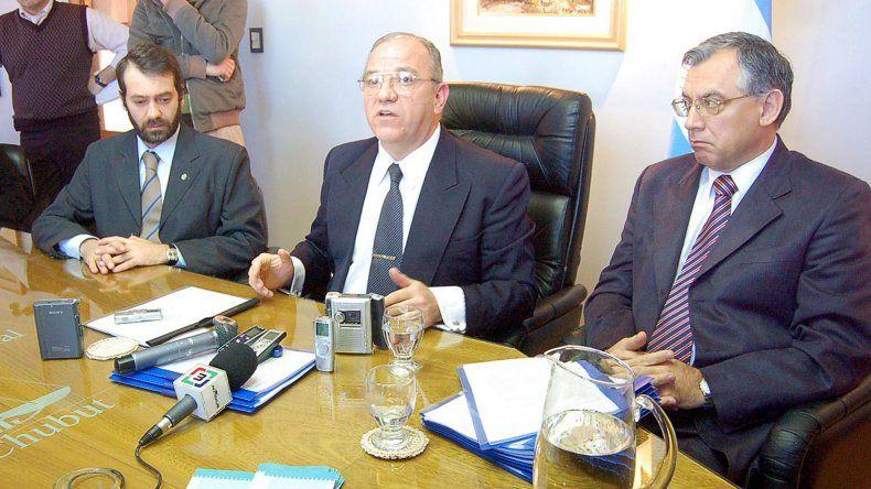 De los tres jueces en funciones