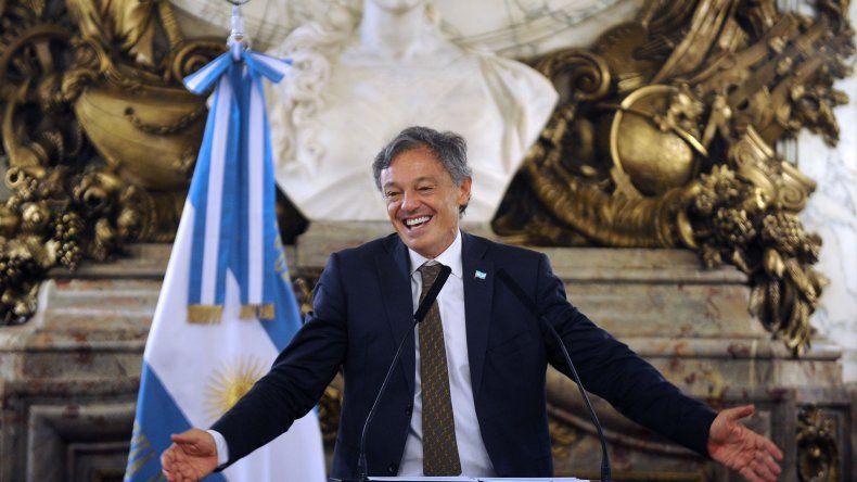 Anuncios de Francisco Cabrera para incentivar a las Pymes.