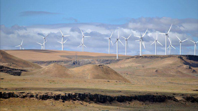 El parque eólico a construir en Manantiales Behr será el segundo más grande de Chubut.